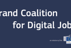 Grand Coalition for Digital Jobs - logo
