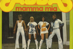 Abba - Mamma Mia single