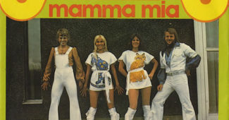Abba - Mamma Mia single