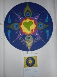Mandala por Elisheba Mália