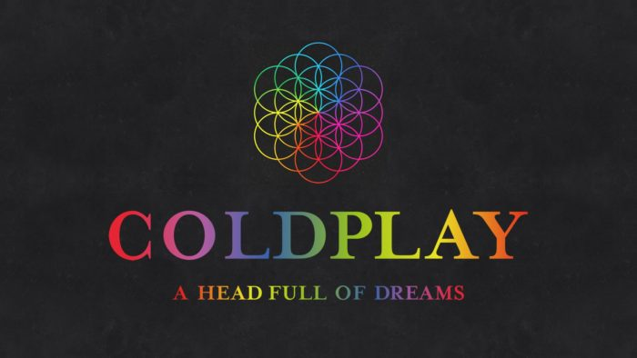 "Coldplay - ""A Head Full of Dreams"""