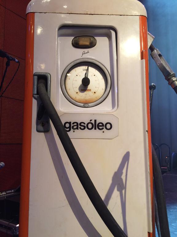 Blind Zero no Porto - bomba de gasóleo em palco