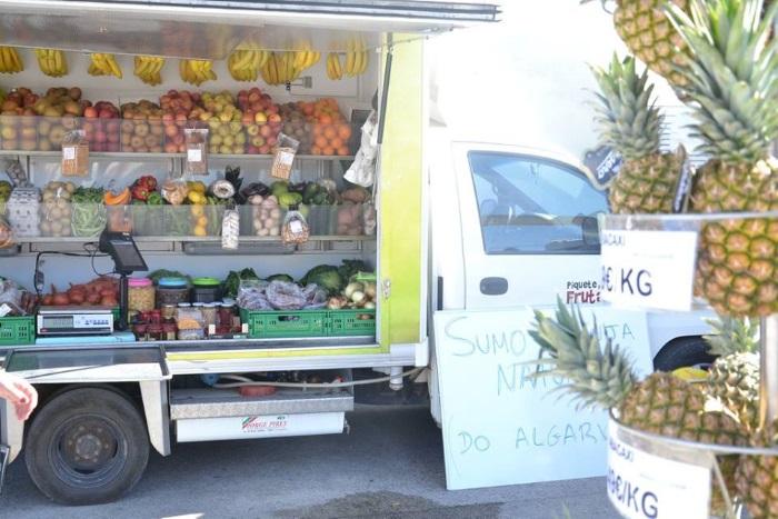 Apesar do que o título da feira sugere, há algumas opções de snacks para vegetarianos. Foto: Autarquia de Arruda dos Vinhos