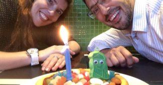 Daniela Azevedo e Basílio Vieira - os mentores do SBROING
