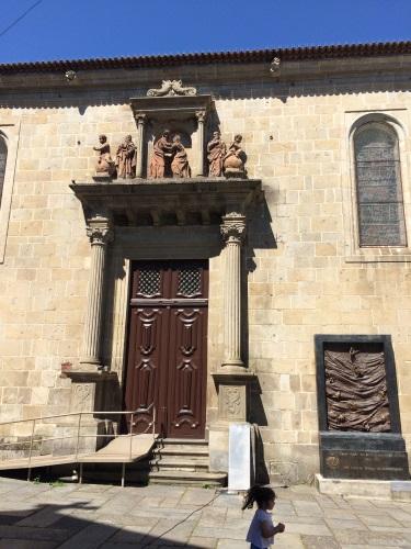 Pormenor da Sé de Braga