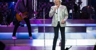 Rod Stewart no MEO Arena, em Lisboa, a 07 de julho de 2016, fotografado por Pedro Figueiredo do My Sound Mag