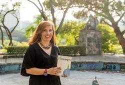 Daniela Azevedo, em Lisboa, fotografada por Mário Pires a 26 de julho de 2016 para o Book Loving Girls