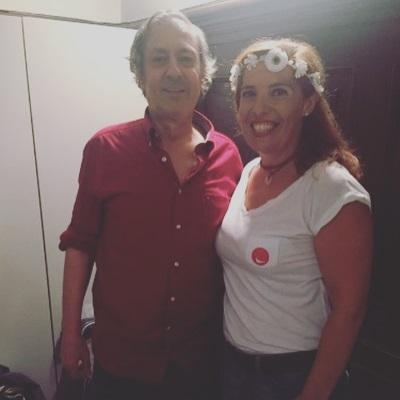Jorge Palma e Daniela Azevedo e os festivais de verão a anteciparem os concertos de Só
