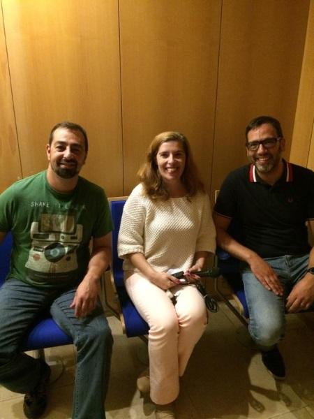 Pedro Marques e Vasco Corisco à conversa com Daniela Azevedo sobre os Coração Noir