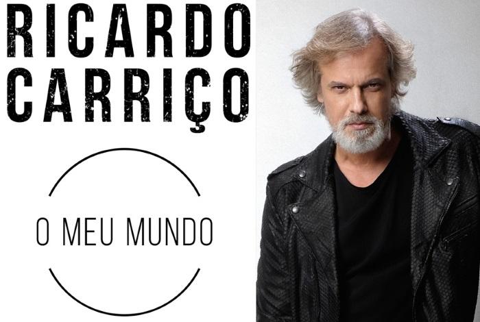 Ricardo Carriço a solo com O Meu Mundo