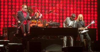 Elton John no MEO Arena, em Lisboa, a 11 de dezembro de 2016, fotografado por Nuno Pires