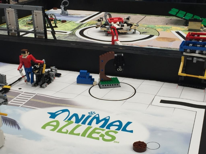 FLL Portugal 2017 - Animal Allies