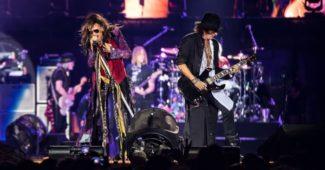 Aerosmith no MEO Arena, em Lisboa, a 26 de junho de 2017, fotografados por Everything is New - Alexandre Antunes