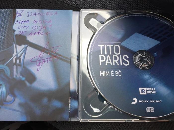 Depois de uma conversa é fácil gerar-se empatia com Tito Paris