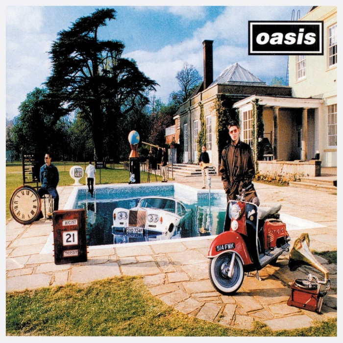Oasis - Be Here Now 1997