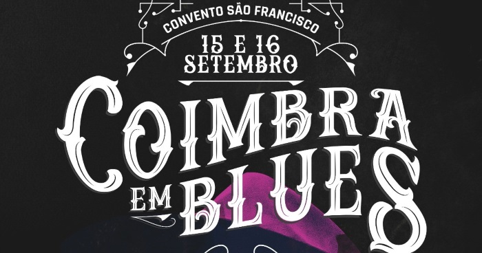 Coimbra em Blues