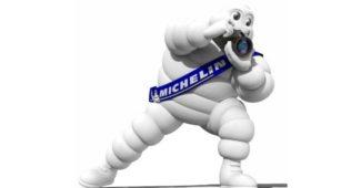 Boneco da Michelin