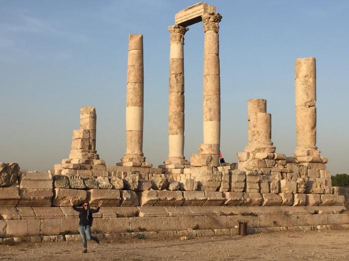 Jordânia - novembro de 2017