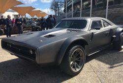 Dominic Toretto's Ice Charger - o verdadeiro carro do filme