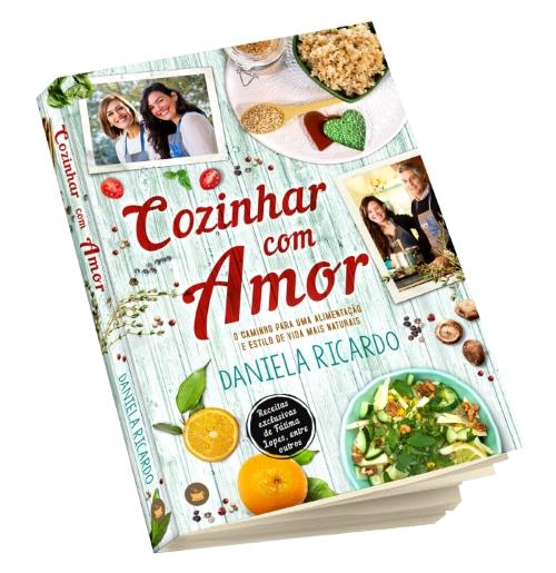 Livro Cozinhar com Amor