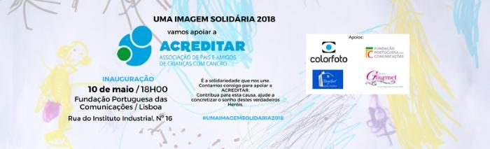 Uma Imagem Solidária 2018