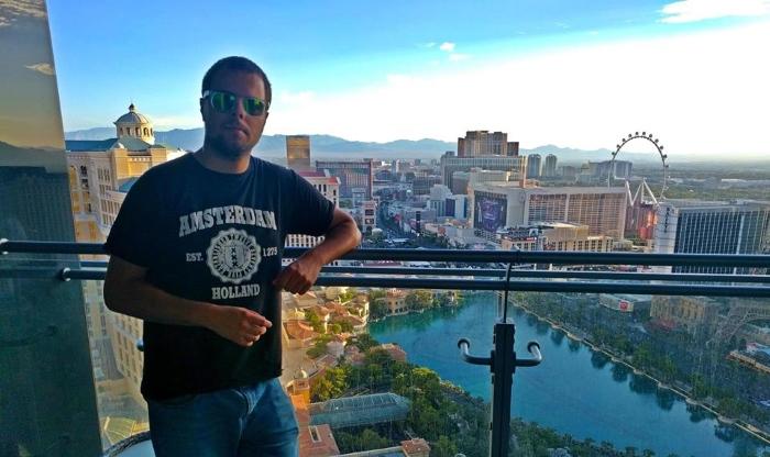 André Baptista - o hacker mais valioso do momento é português