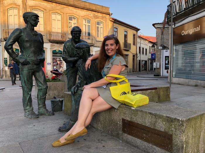 Centro Histórico de Vila do Conde - do tempo das ruas calmas