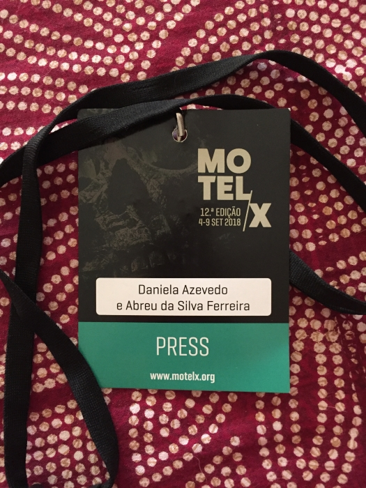 Acreditação para o MotelX 2018