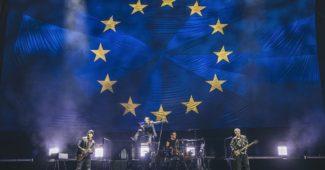 U2 na Altice Arena, em Lisboa, a 17 de setembro de 2018, fotografados por Danny North