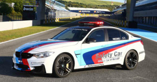 BMW MotoGP Safety Car