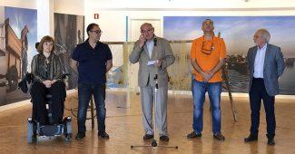 Miguel Mestre é o autor da exposição Traços do Rio