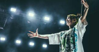 Billie Eilish na Altice Arena em Lisboa a 4 de setembro de 2019 fotografados por Nuno Conceição