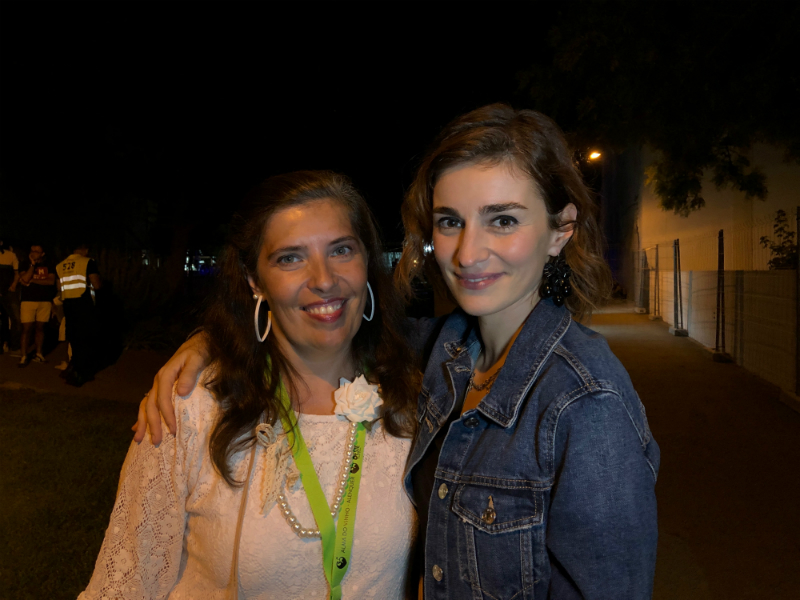 Daniela Azevedo e Rita Redshoes na Alma do Vinho 2019