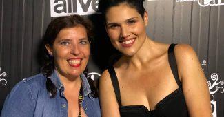 Daniela Azevedo e Fábia Rebordão no NOS Alive 19