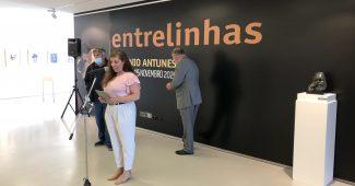 Exposição entrelinhas de António Antunes