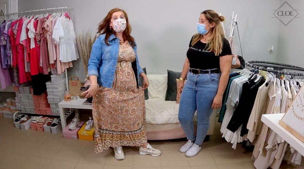 Daniela Azevedo e Denise - quinta-feira de Ascensão