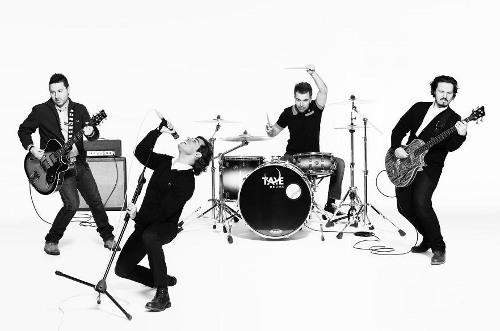 Blind Zero foram os cabeças de cartaz de uma das Noites Ritual 2014