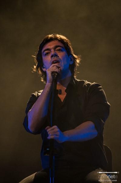 Blind Zero no Teatro da Trindade, em Lisboa, a 21 de fevereiro de 2015, fotografados por Nuno Fontinha