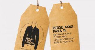 Heat The Street - etiquetas