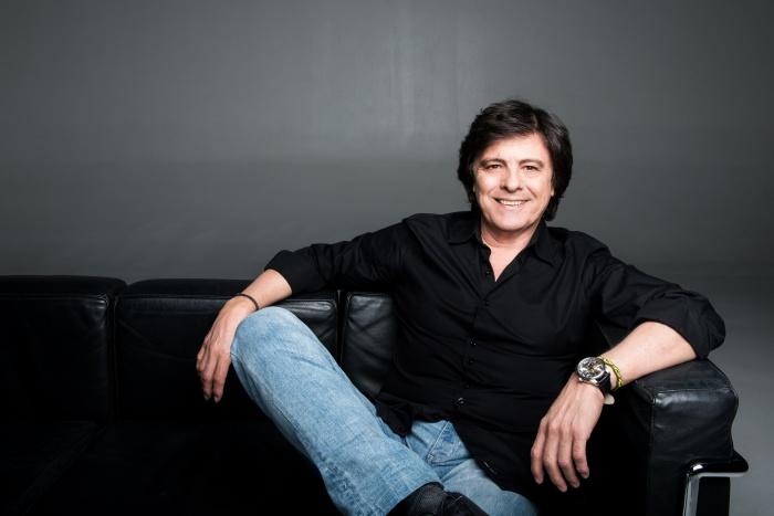 Luís Represas celebra em 2017 40 anos de carreira