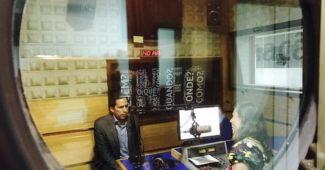 Jason Nadal na Rádio Comercial