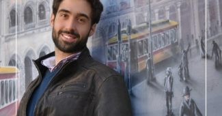 Pedro Vicente e o álbum de estreia Espera 2017