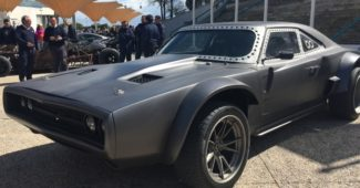 Dominic Toretto's Ice Charger - o verdadeiro carro do filme