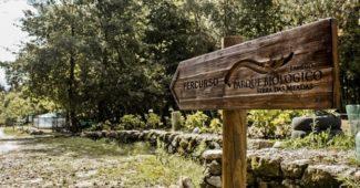Percurso do Parque Biológico Serra das Meadas - Lamego