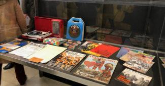 Exposição História do Rock em Almada