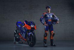 Miguel Oliveira no Moto GP - foto oficial