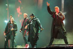 Backstreet Boys na Altice Arena em Lisboa a 11 de maio de 2019 fotografados por Mónica Ribeiro
