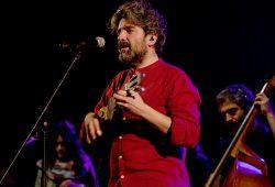 Daniel Pereira Cristo no concerto de atribuição do Prémio Carlos Paredes 2018 por Miguel Mestre