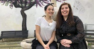 Daniela Azevedo e Cherry em Alenquer