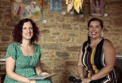 Annah Crafts com Daniela Azevedo na Mercearia do Prato